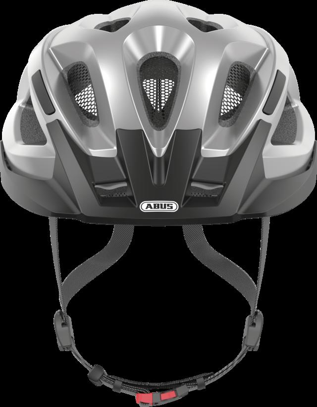 Aduro 2.0 glare silver front view