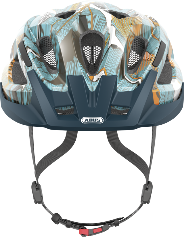 Aduro 2.0 blue palm front view