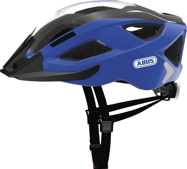 Aduro 2.0 race blue side view