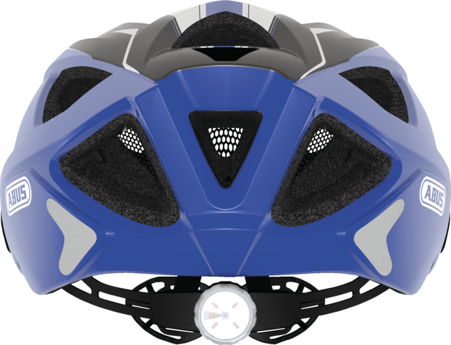 Aduro 2.0 race blue back view