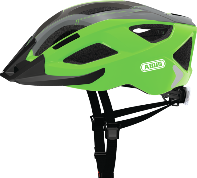 Aduro 2.0 race green widok z boku