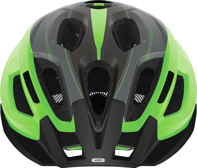 Aduro 2.0 race green frontal view