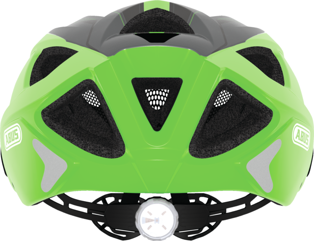 Aduro 2.0 race green back view