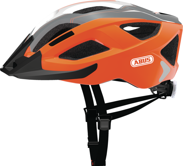 Aduro 2.0 race orange vue de côté