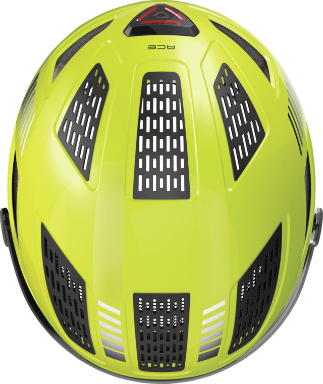 Hyban 2.0 ACE signal yellow vista dall'alto