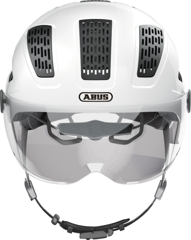 Hyban 2.0 ACE polar white vue de face