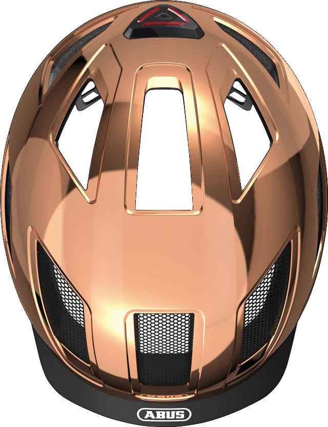 Hyban 2.0 chrome rosé vue de dessus
