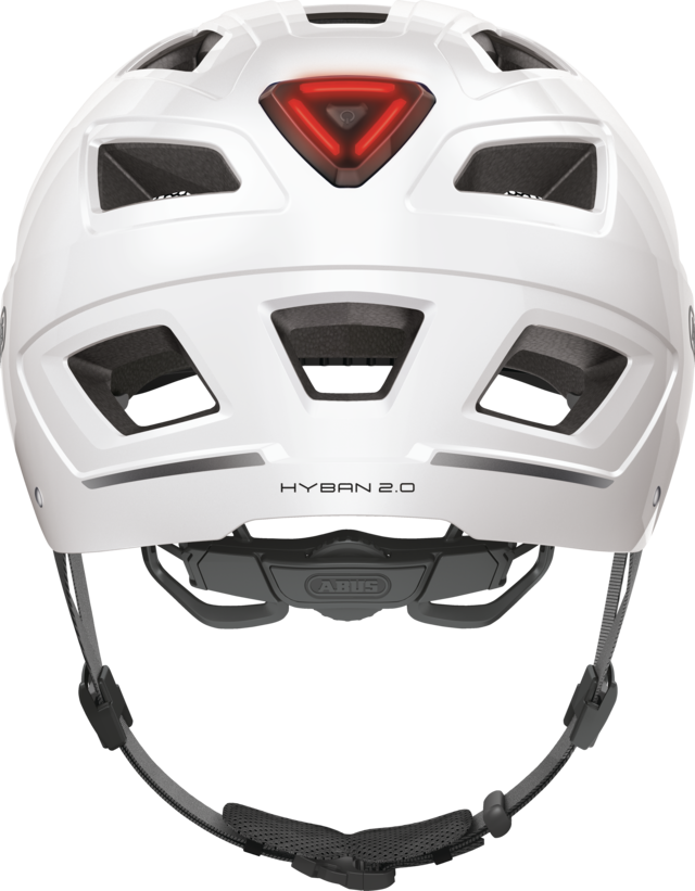 Hyban 2.0 polar white back view