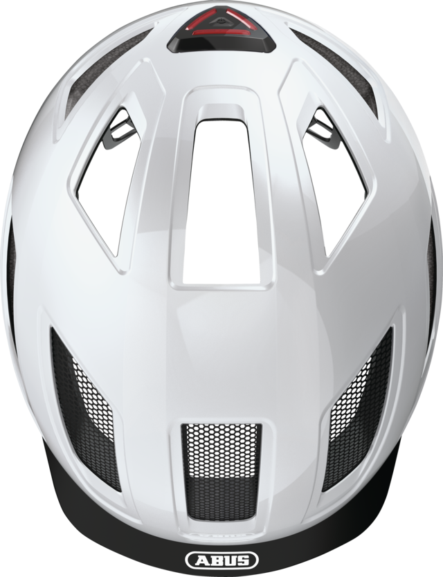 Hyban 2.0 polar white top view