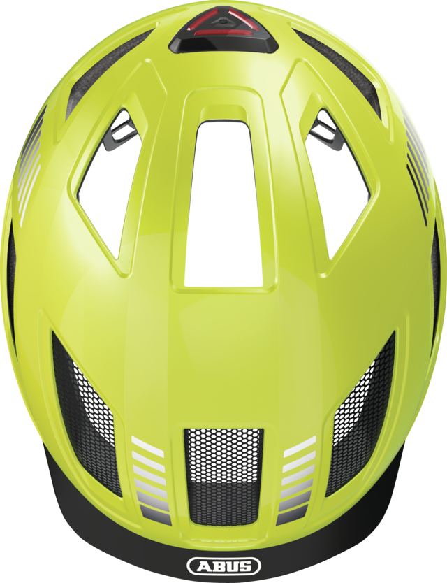 Hyban 2.0 Signal yellow top view
