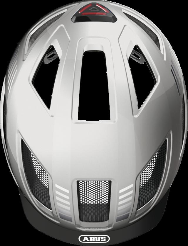 Hyban 2.0 Signal silver Draufsicht