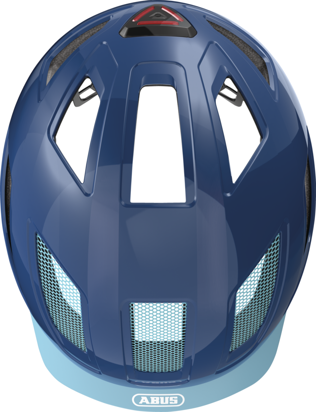 Hyban 2.0 core blue top view