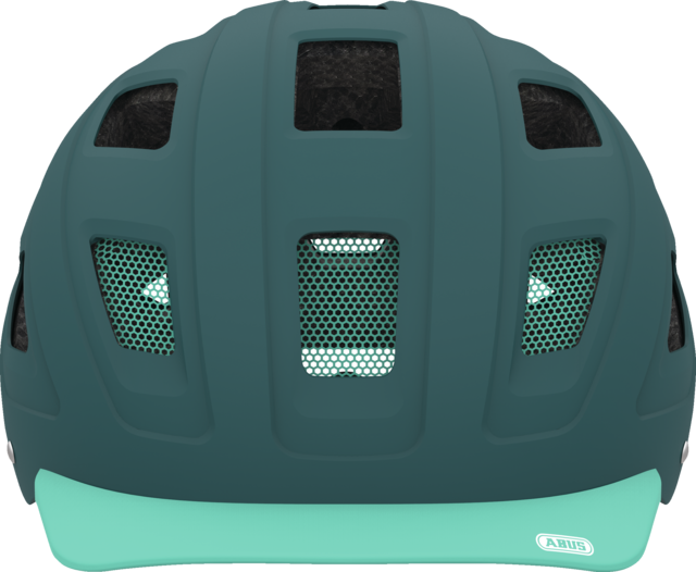 Hyban core green front view