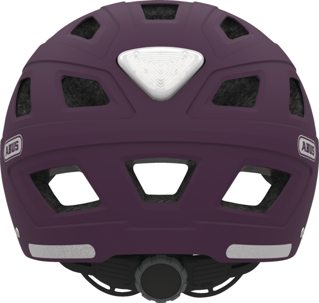 Hyban core purple back view