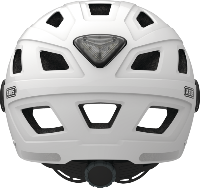 Hyban+ smoke visor cream white vista posterior