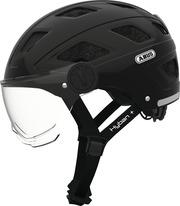 Hyban+ clear visor black M