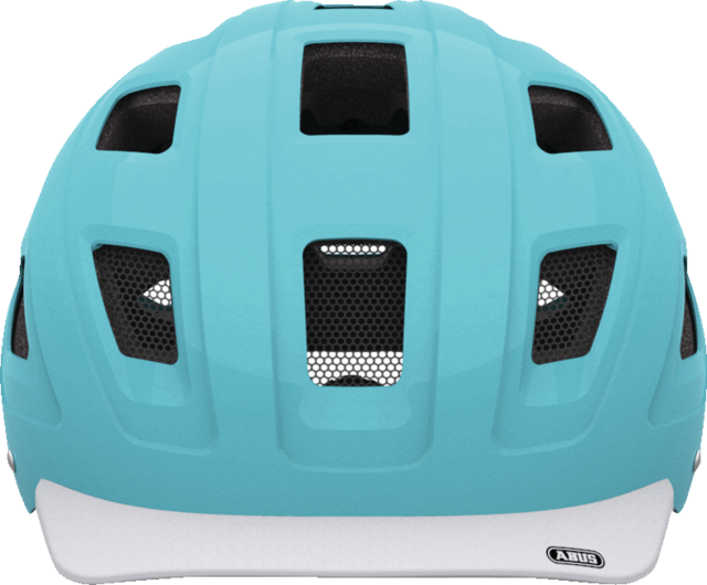 Hyban brilliant turquoise front view