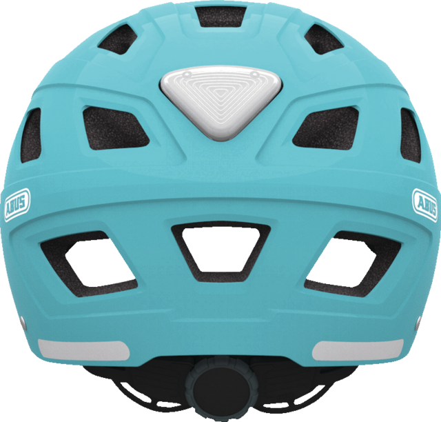 Hyban brilliant turquoise back view