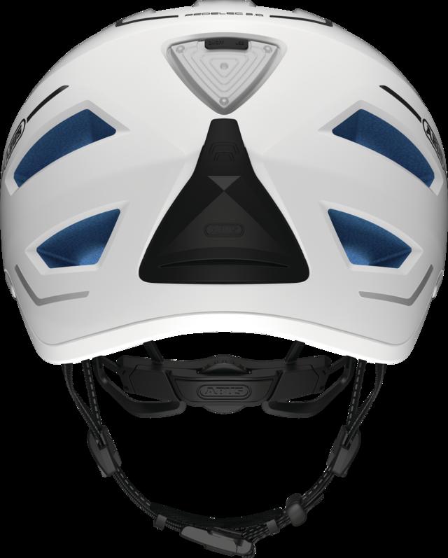 Pedelec 2.0 motion white vue arrière