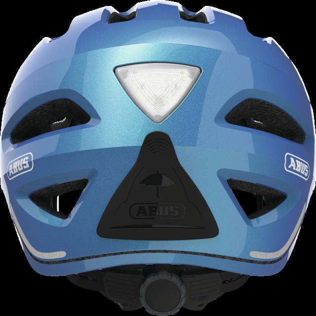 Pedelec 1.1 steel blue vue arrière