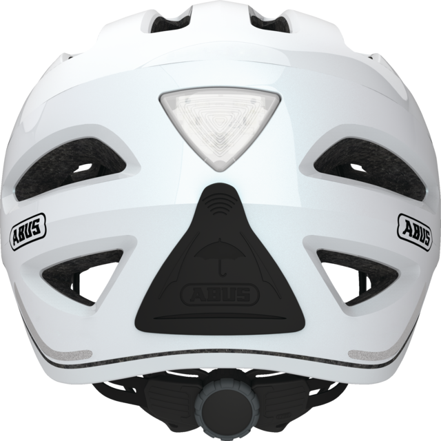 Pedelec 1.1 pearl white back view
