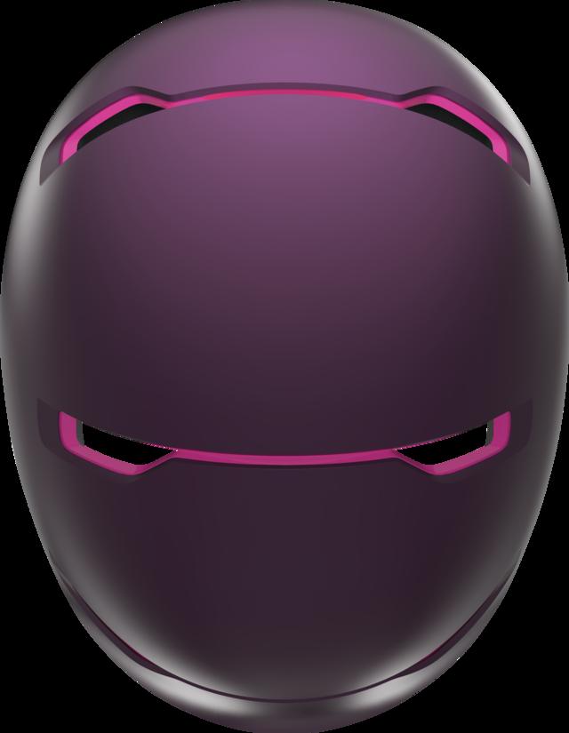 Scraper 3.0 ACE magenta berry bovenaanzicht