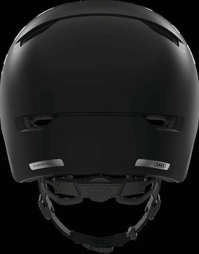 Scraper 3.0 velvet black hátulnézet