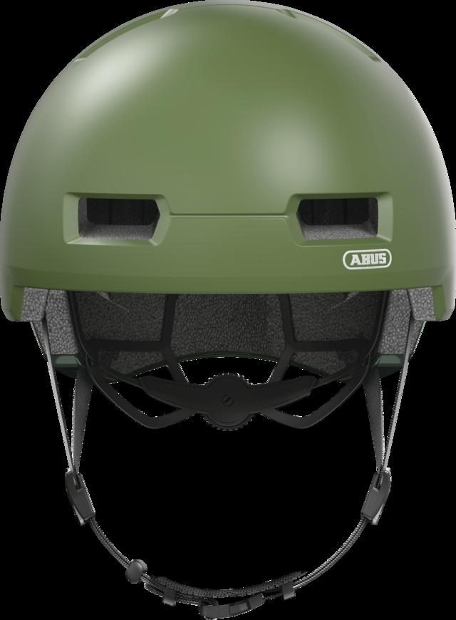 Skurb ACE jade green Frontansicht