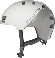Skurb ACE silver white S