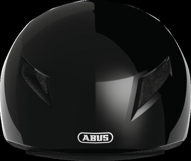 Yadd-I DK shiny black utsikt framifrån