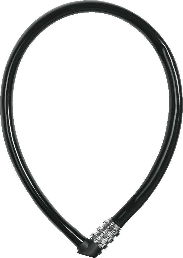 Cable Lock 1100/55 black