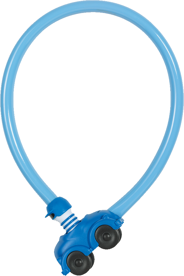 Cable Lock 1505/55 blue