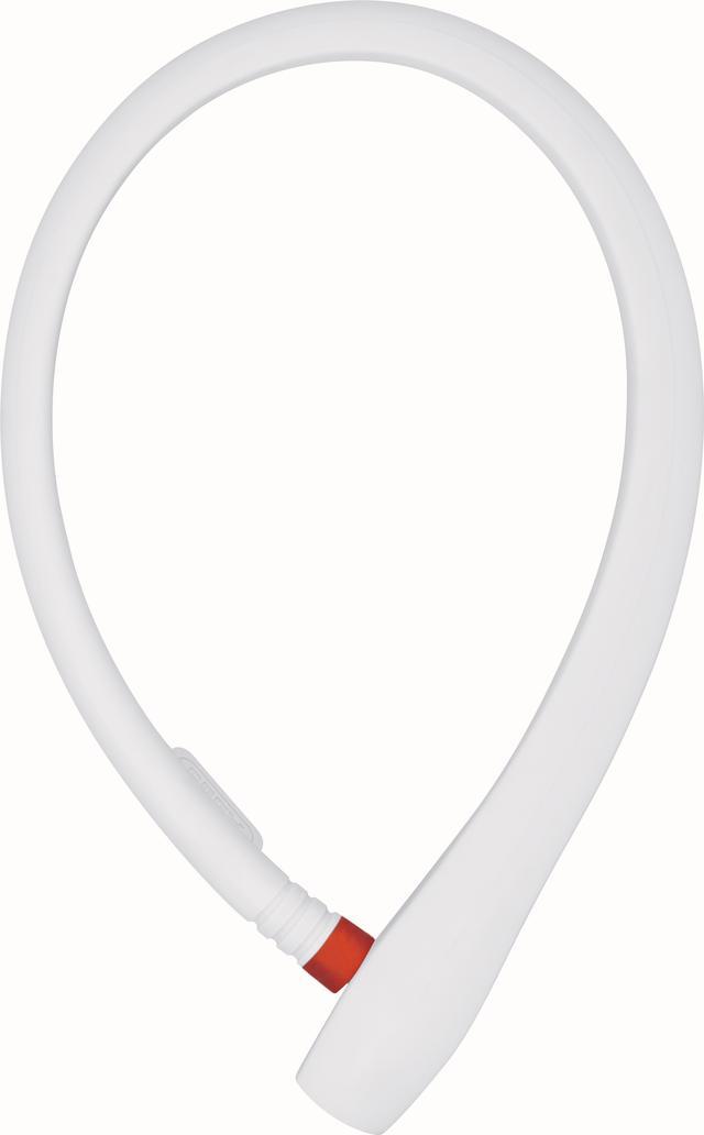 Kabelschloss 560/65 weiß
