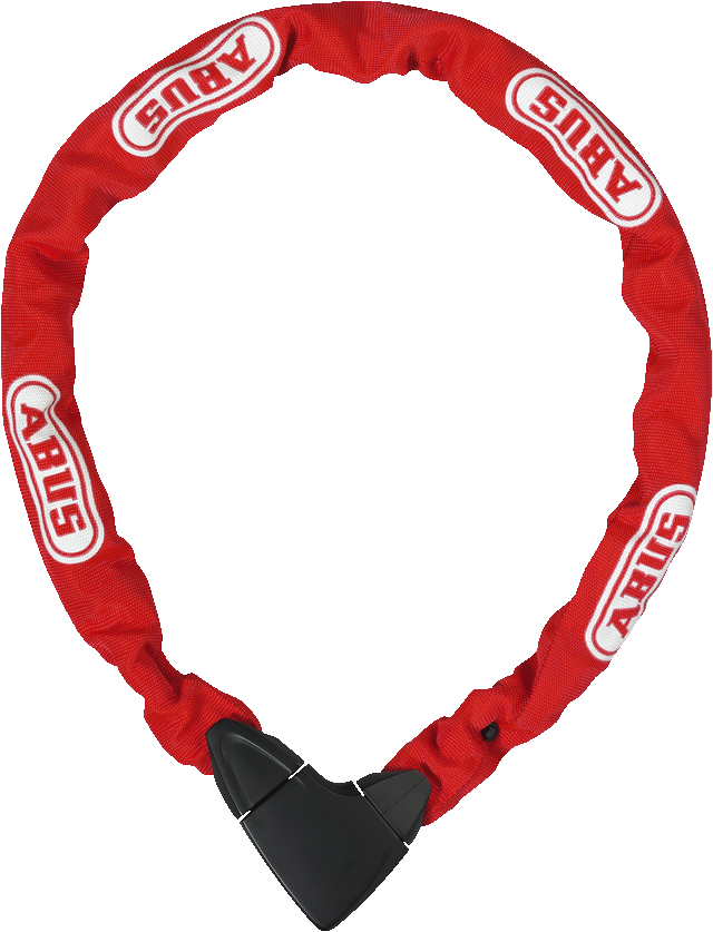 Chain Lock 8900/110 red
