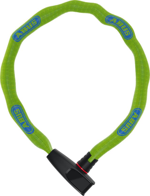 Kettenschloss 6806K/75 Neon grün