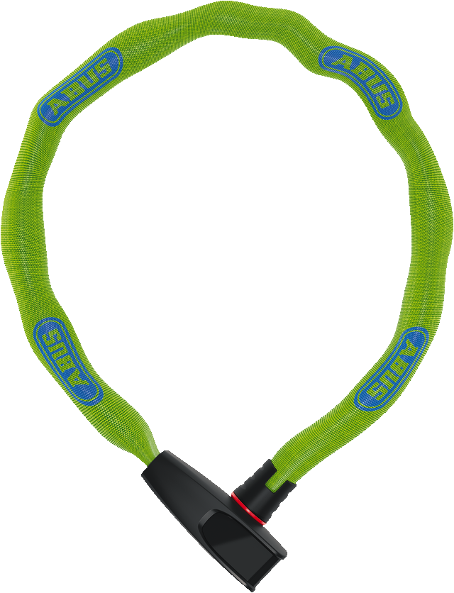 Lock-Chain Combination 6806K/75 Neon green