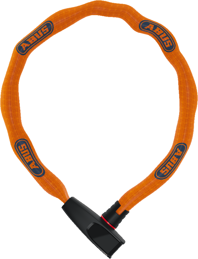 Lock-Chain Combination 6806K/75 Neon orange