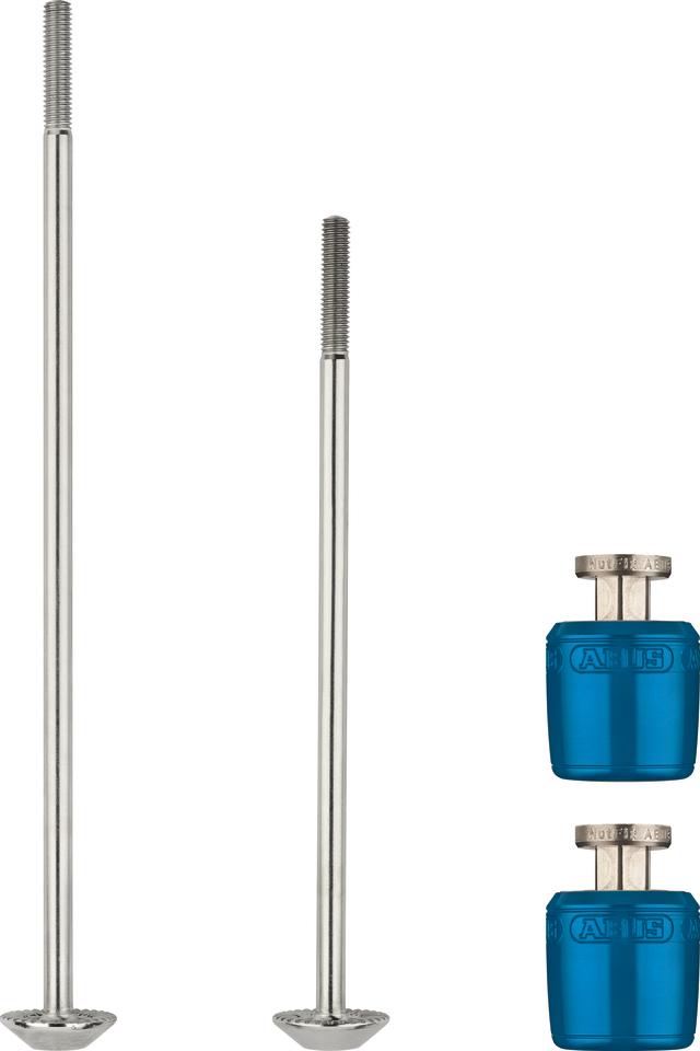 NutFix M5 bleu 2x Axle 100/135