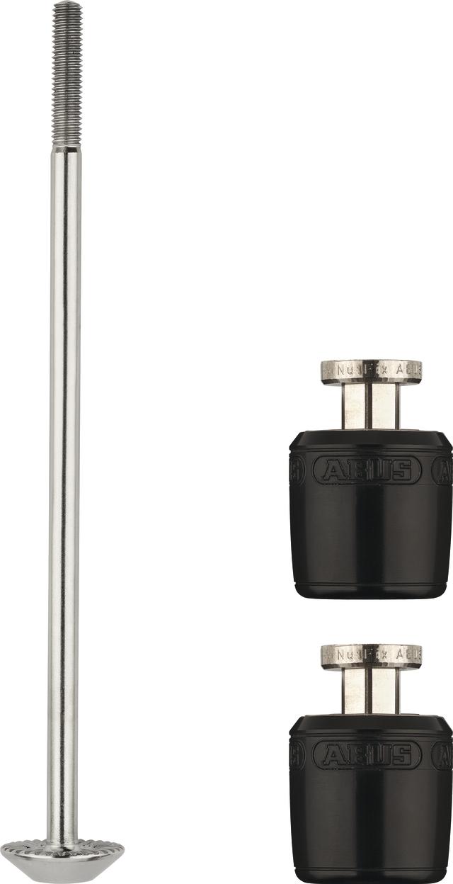 NutFix M5 zwart Axle 100