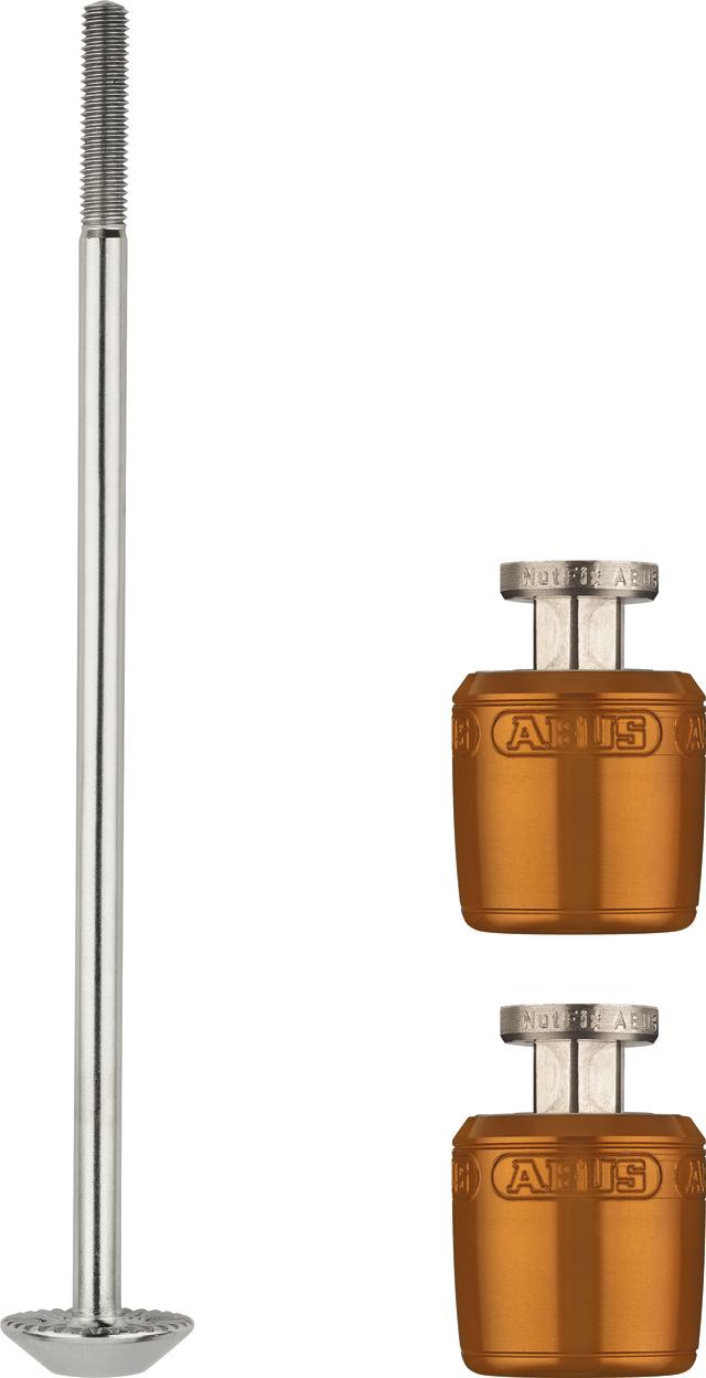 NutFix M5 naranja Axle 100