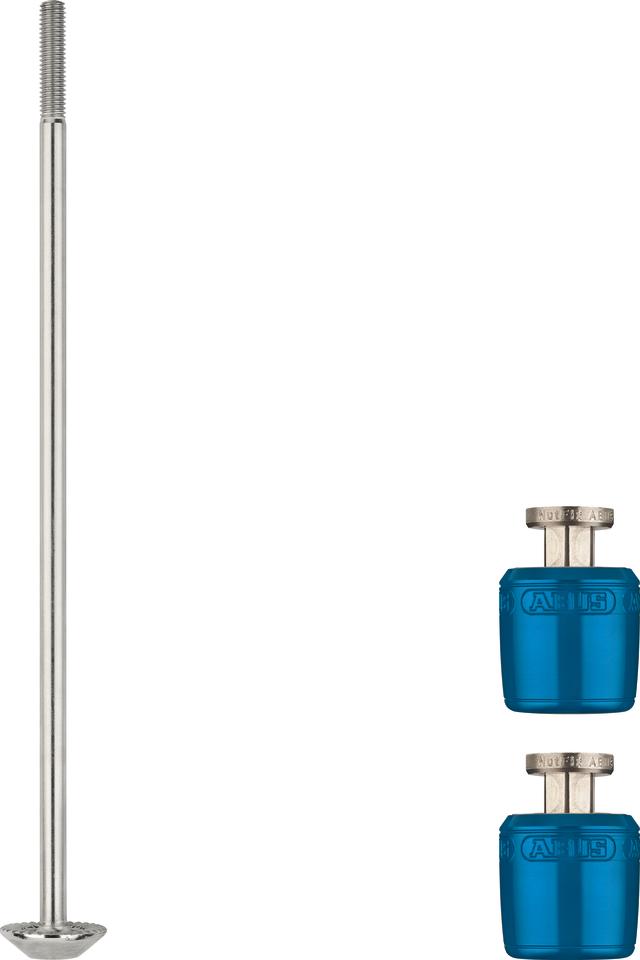 NutFix M5 blu Axle 135