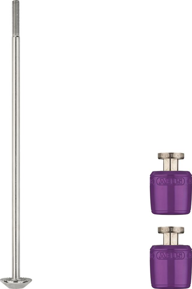 NutFix M5 violett Axle 135