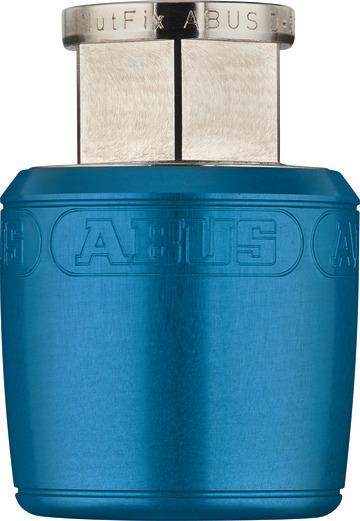 """NutFix™ 3/8"""" blue"""