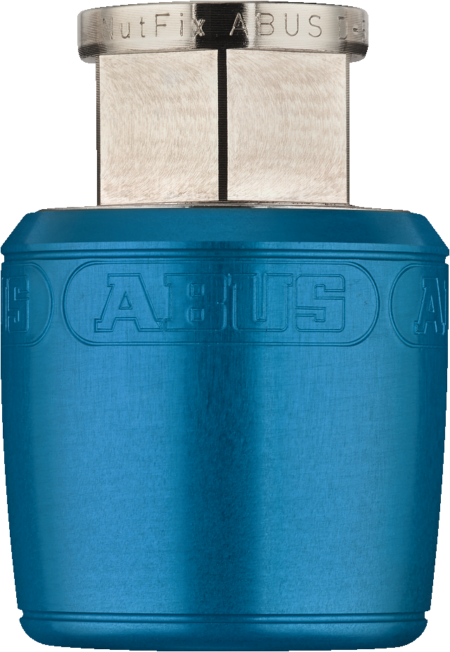 NutFix M5 blue Axle 135