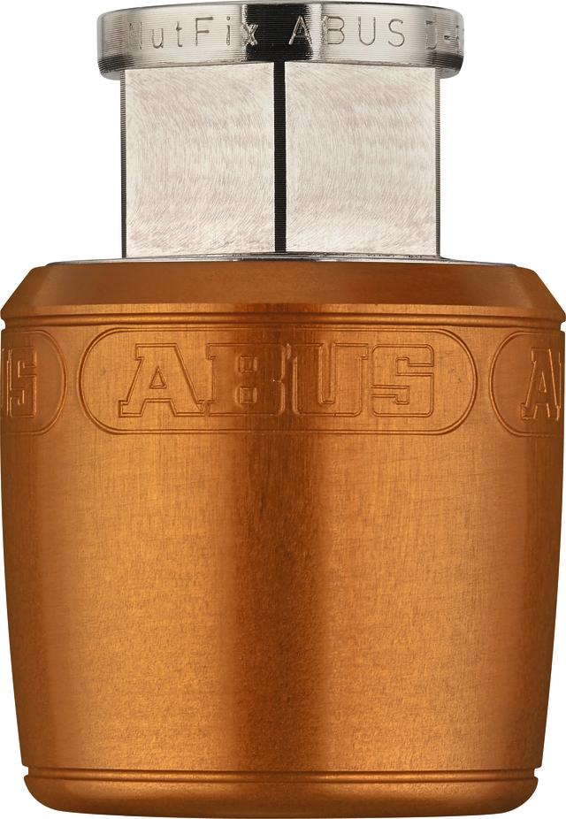 NutFix™ M5 orange 2x Axle 100/135