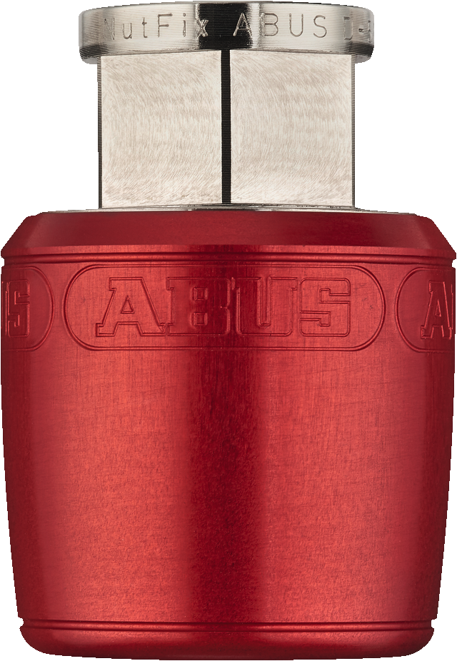 NutFix M5 rojo Axle 135