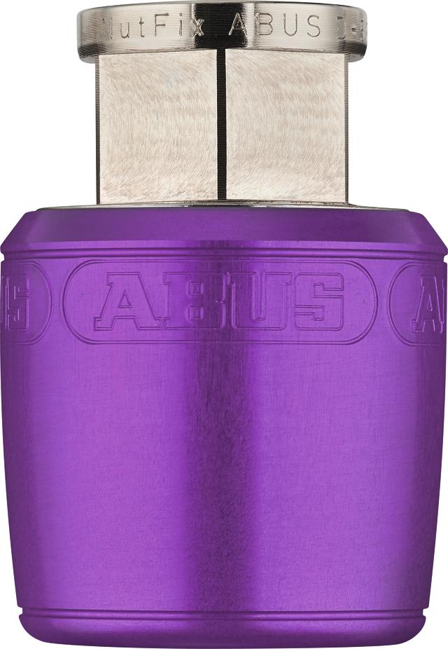 NutFix™ M5 violet Axle 100