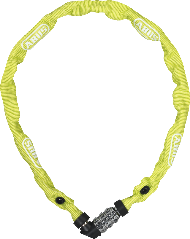 Chain Lock 1200/110 web lime