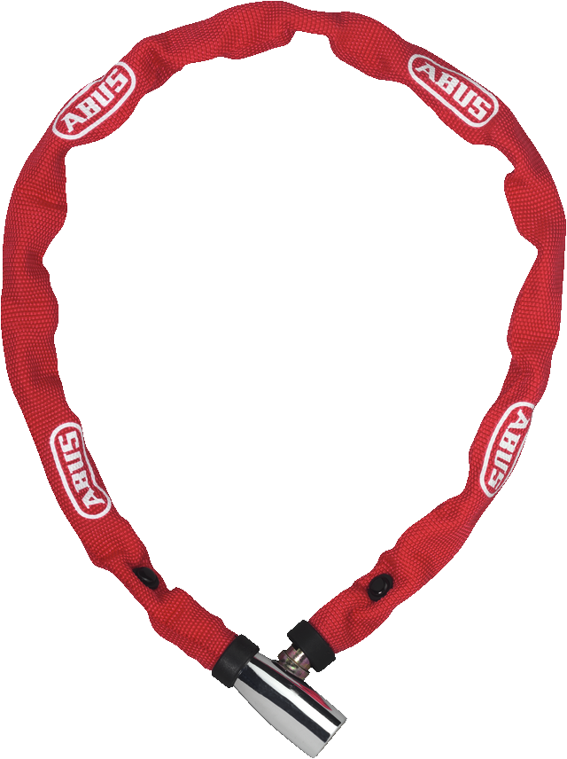 Chain lock 1500/110 web red