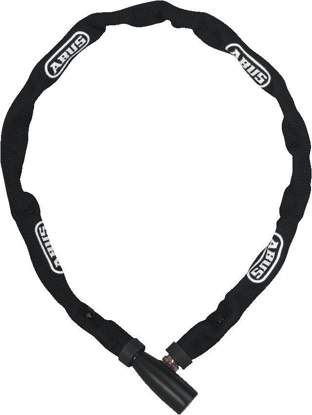 Chain Lock 1500/60 web black